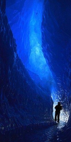 Terowongan Di Kutub Selatan