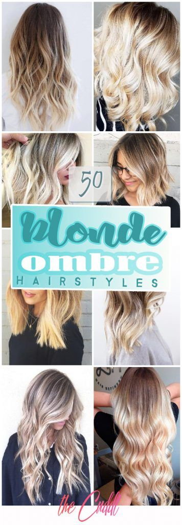 50 Stunningly Styled Unicorn Hair Color Ideas To Stand Out From The Crowd Women Hairstyles Blonde Ombre Hair Styles Ombre Hair Blonde