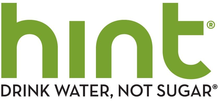 HINT Logo | Hint water, Flavored water, Inspirational quotes