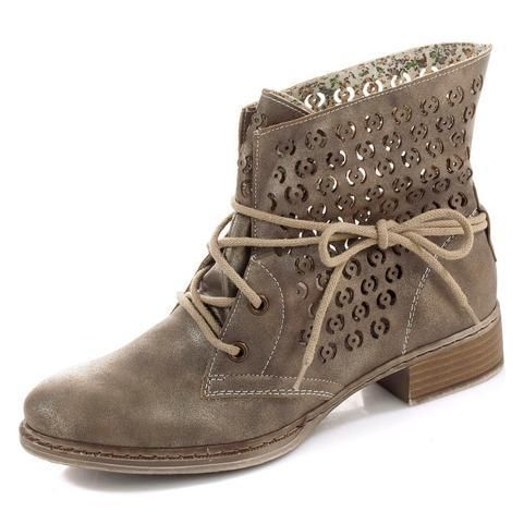 Rieker Schuhe Stiefel 41
