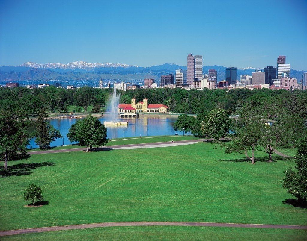 Paisajes En Denver Colorado Buscar Con Google Denver City Free Things To Do Park City