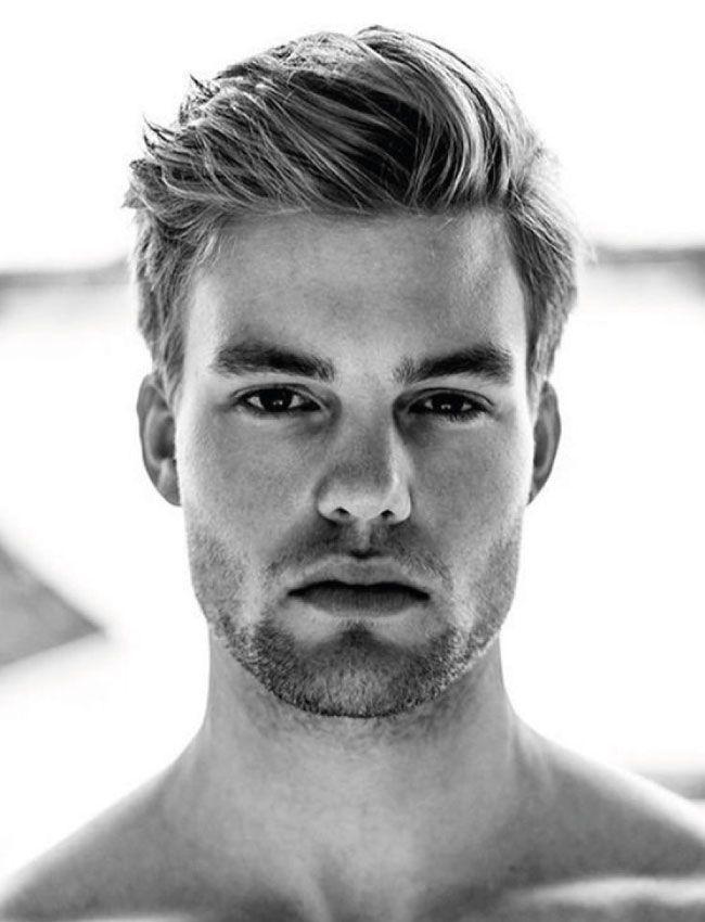 cortes de cabello para hombres 2018 jovenes cara redonda
