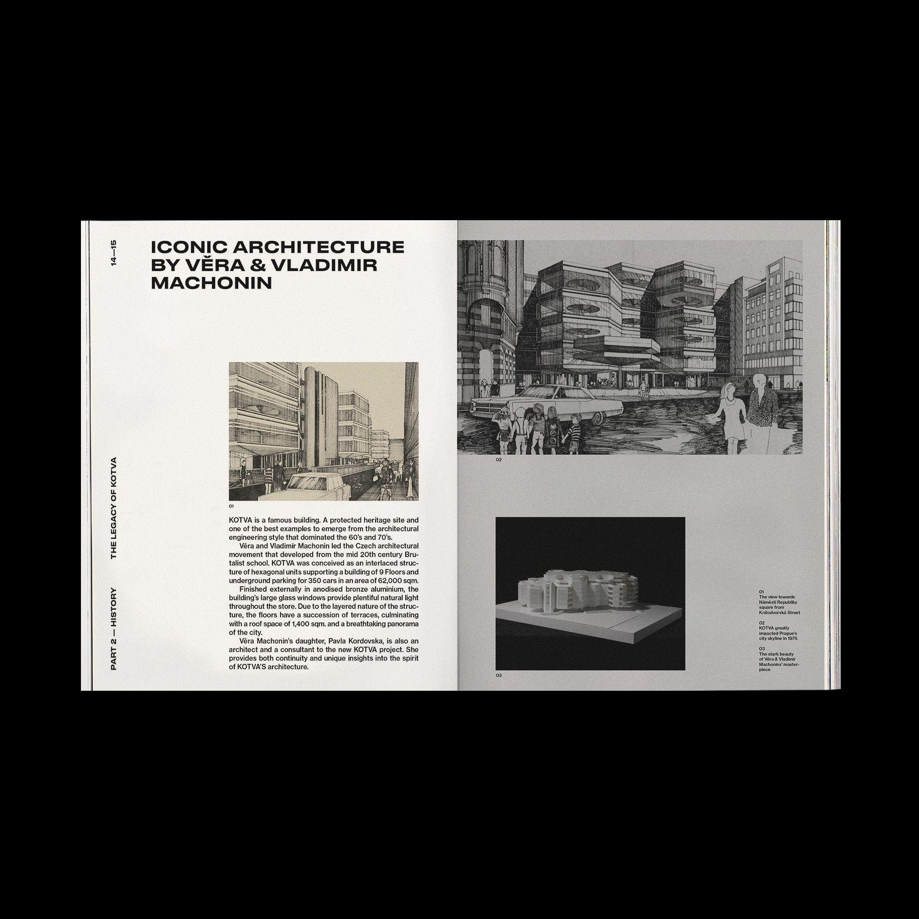 Book Layoutdesign Ideas: Concept Store Branding On Behance