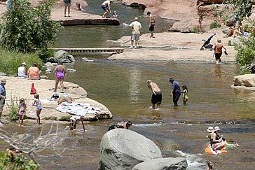 Slide Rock State Park - Arizona