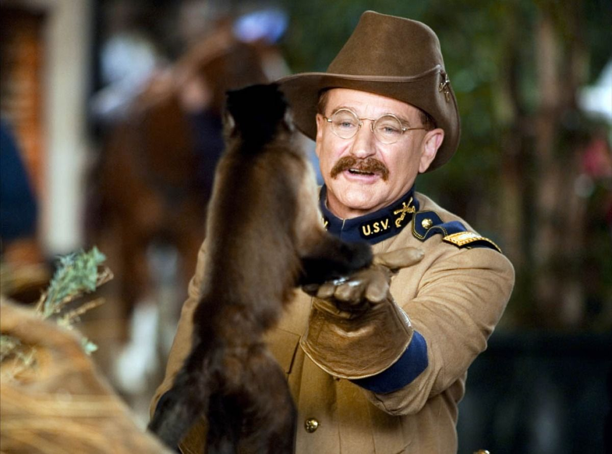 Robin Williams Photo Night At The Museum Best Robin Williams Movies Robin Williams Robin Williams Movies