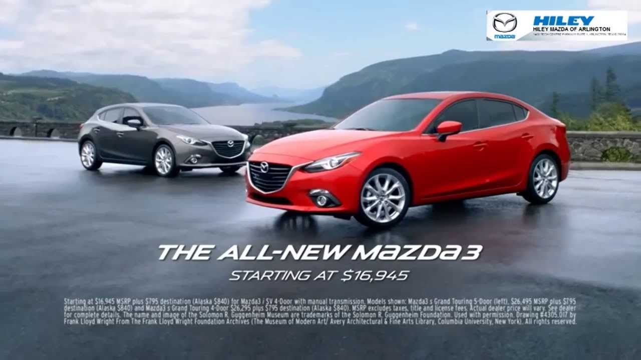 Arlington, TX 2014 2015 Mazda3 Special Offers Dallas, TX