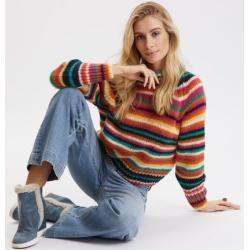 Photo of Novelty Stripe Sweater Odd Molly