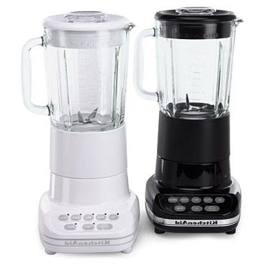 Kitchen Aid Blender...My Old Reliable, 15 Year Old Kitchen Aid Blender! I  Use It Every Day To Make My Whey Protein Shake!