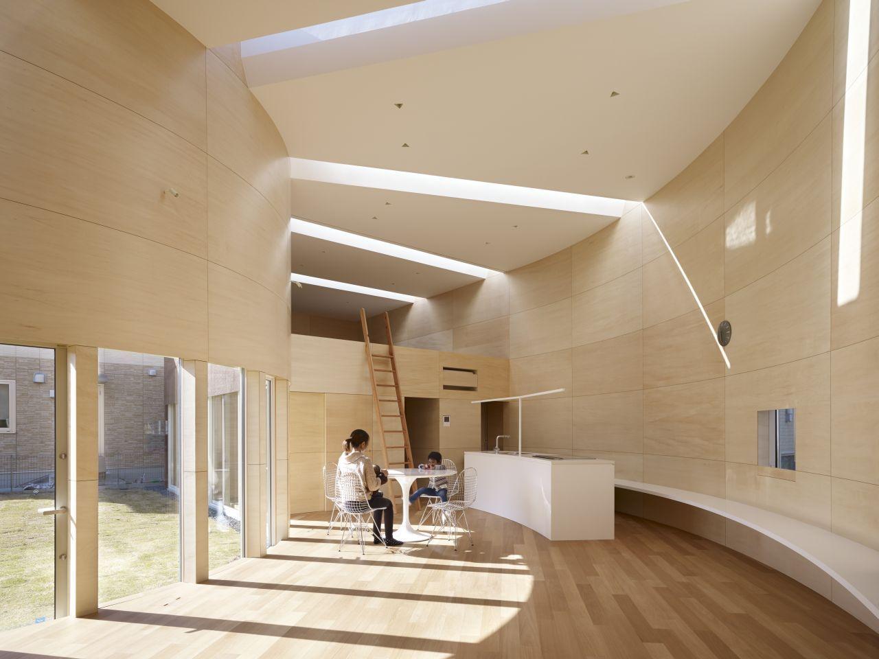 light valley house von future studio | architecture