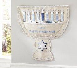 Hanukkah Pottery Barn Kids Decoraci 243 N De Unas