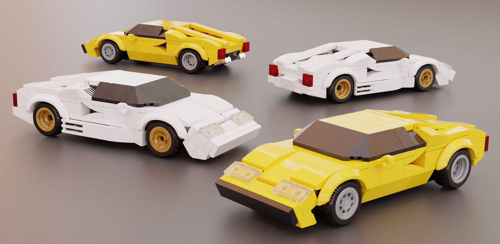 Lambos Lego Cars Lego Wheels Lego Design
