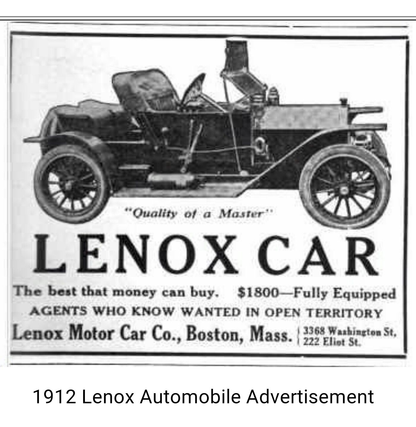 1912 Lennox | Marques (Autos and Trucks) Gone By | Pinterest | Cars ...