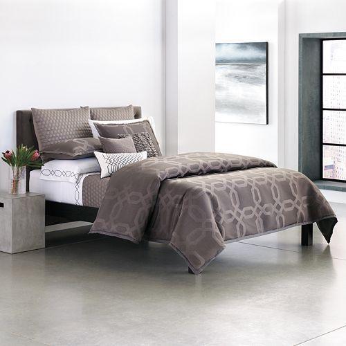 Simply Vera Vera Wang City Shadow 4-pc. Comforter Set - Queen #VeraWang