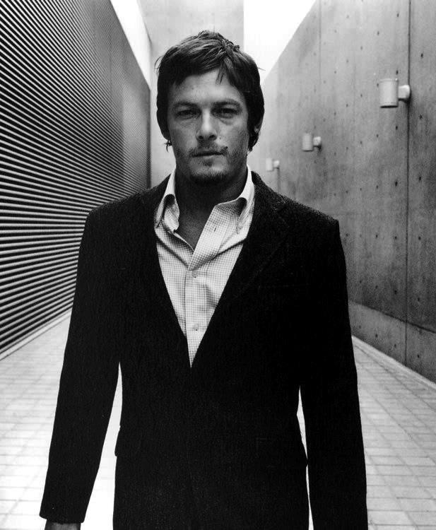 Norman Reedus (Daryl is soooo sweet)