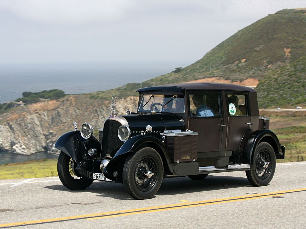Voisin C7 Coupe - Ultimatecarpage.com - Images, Specifications and ...