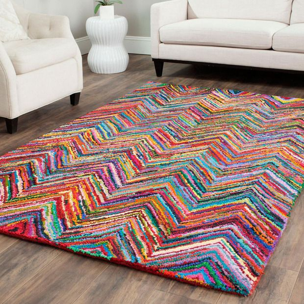 rainbow riot rug | decoration inspiration | pinterest | house