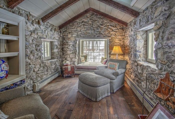 tour a 1730 historic stone cottage that s storybook perfect rh pinterest com