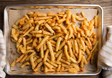 Air Fryer Frozen French Fries Oven french fries, Fries