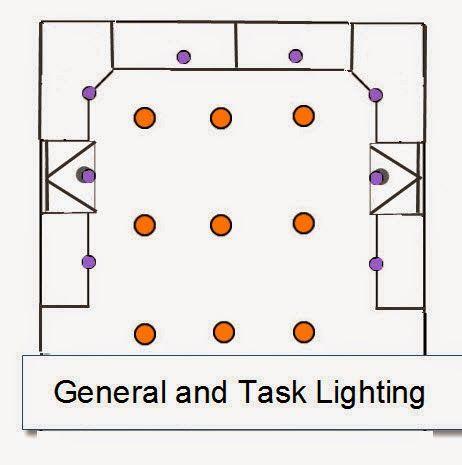 Recessed Lighting Layout Basics Recessed Lighting Layout