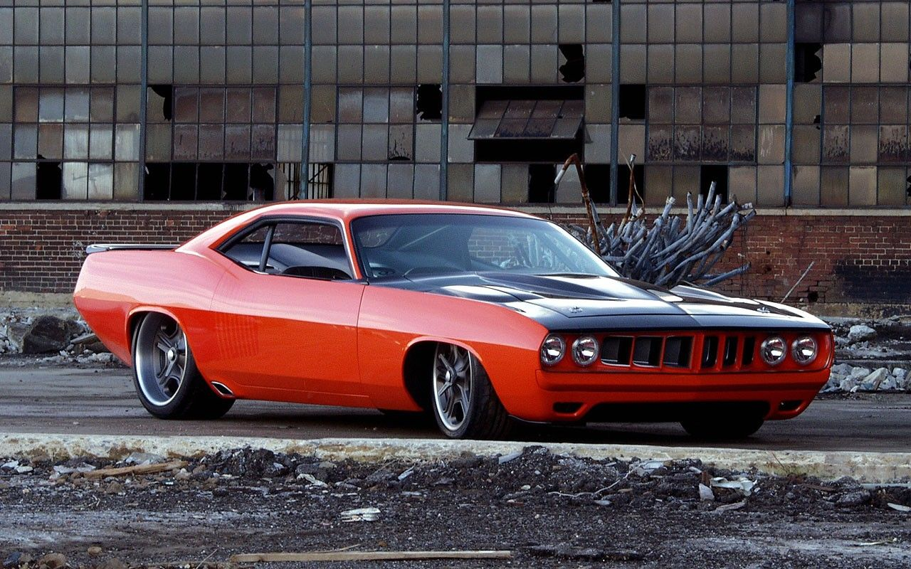 Old Muscle Cars | HD Wallpaper Red Cars Muscle Cars Fresh : Free ...