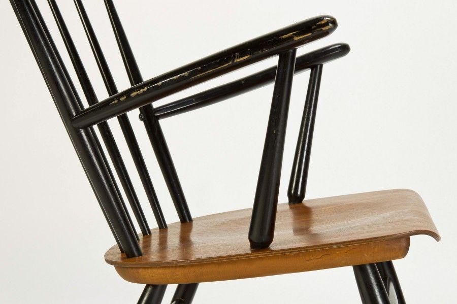 Roland Rainer Rocking Chair