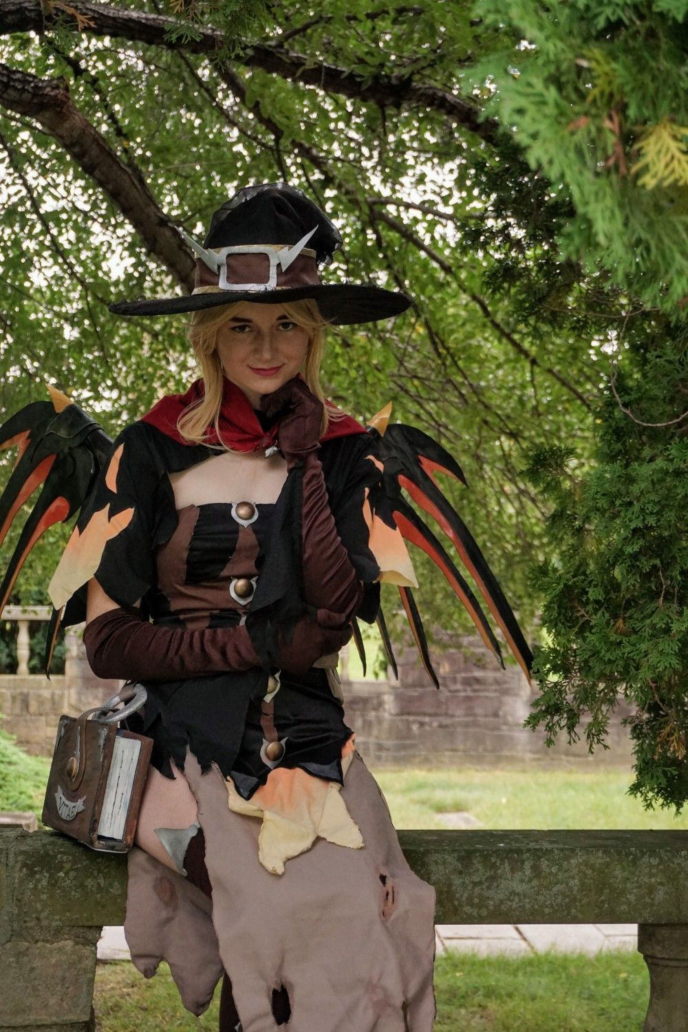 Heh Superstition Witch Mercy Cosplay Gallery Wintendo64 Cosplay