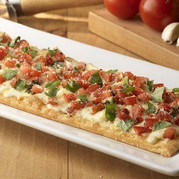 Olive Garden 39 S Caprese Flatbread Food Pinterest Flat Bread Olive Garden Recipes And Olive
