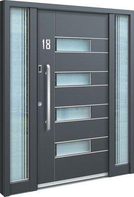 AluHaustüren Peter Kraml Fenster und Haustüren Diseño