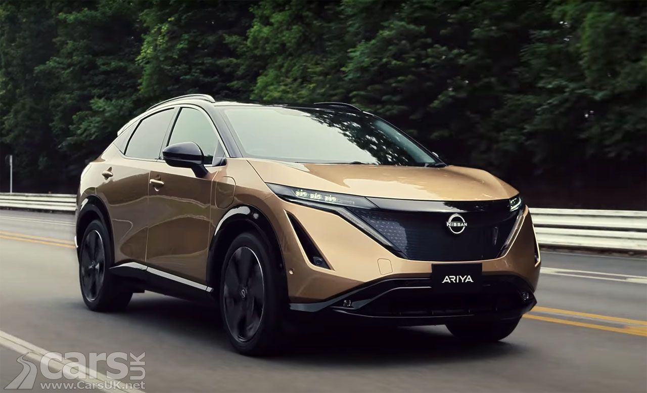 Nissan Ariya All You Need To Know About Nissan S New Electric Ariya On Video Cars Uk In 2020 Nissan Cars Uk Nissan Ev