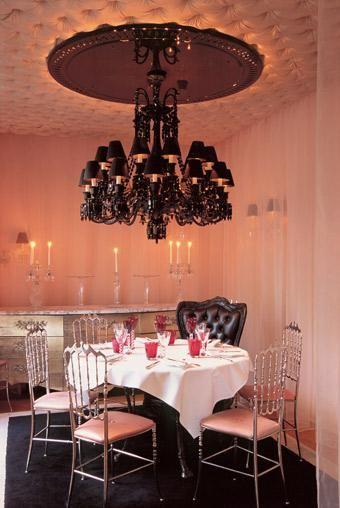 Cristal Room Baccarat Restaurant Paris Spa Interior Big Girl Rooms Restaurant