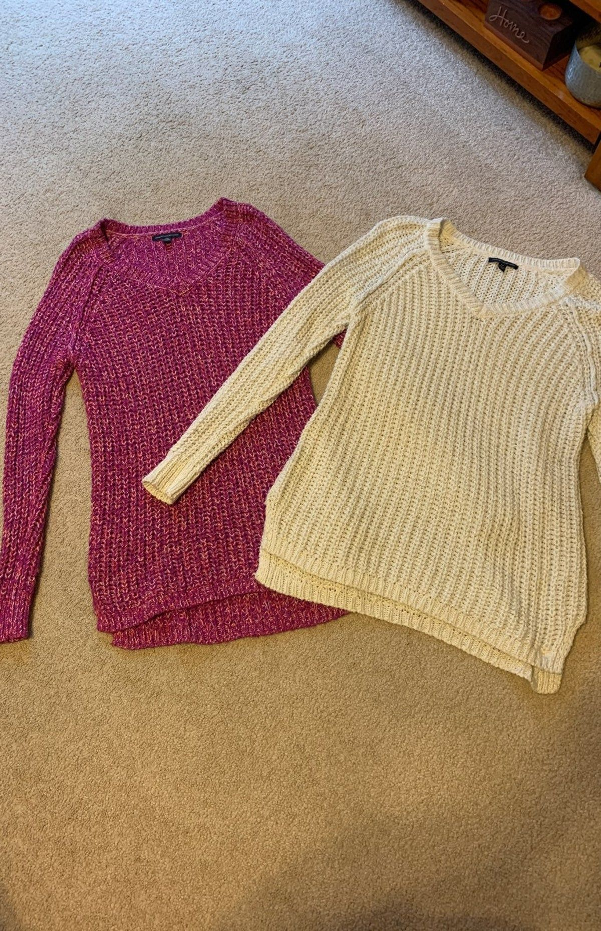 American Eagle Sweater bundle #pictureplacemeant