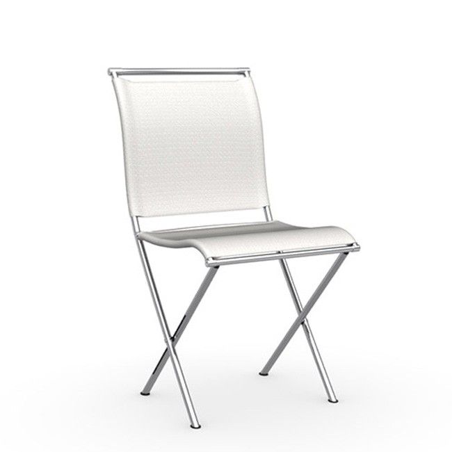 Charming Calligaris Set 2 Chairs Air Folding Folding Chairs Gallery