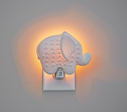 Soothing Sounds Elephant On The Go Pottery Barn Kids Elephant Night Light Night Light Kids Baby Elephant Nursery