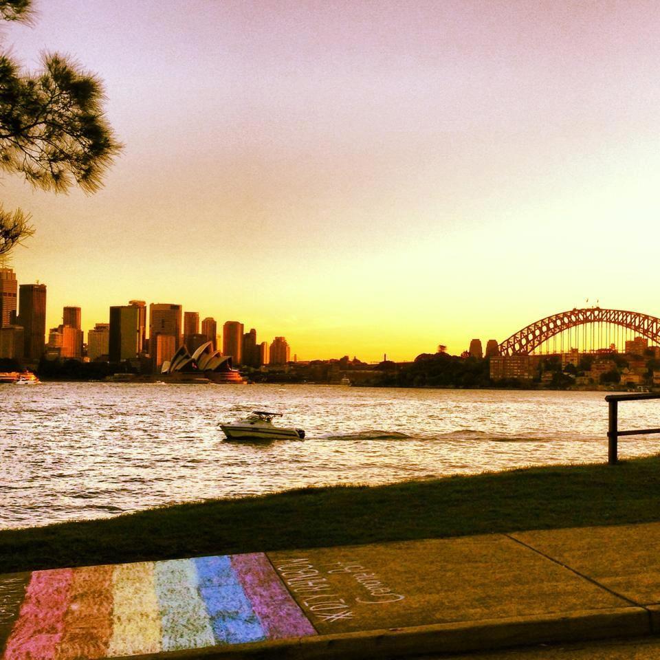 Best sight to see in Sydney! Cremorne Point, Sydney