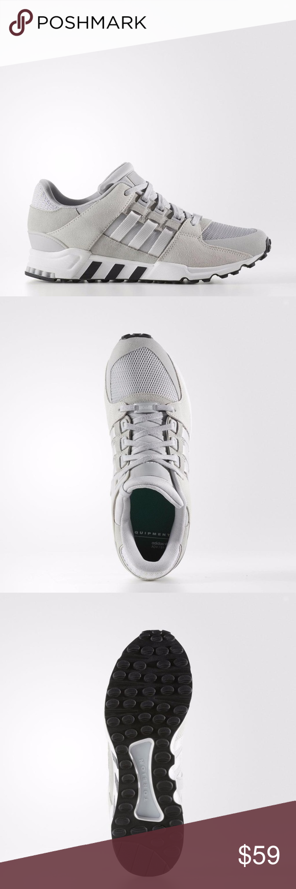 dcf66dcf3fd NEW ADIDAS EQT SUPPORT RF SHOE LIGHT MEN S 13 - Archive-inspired mesh upper  with