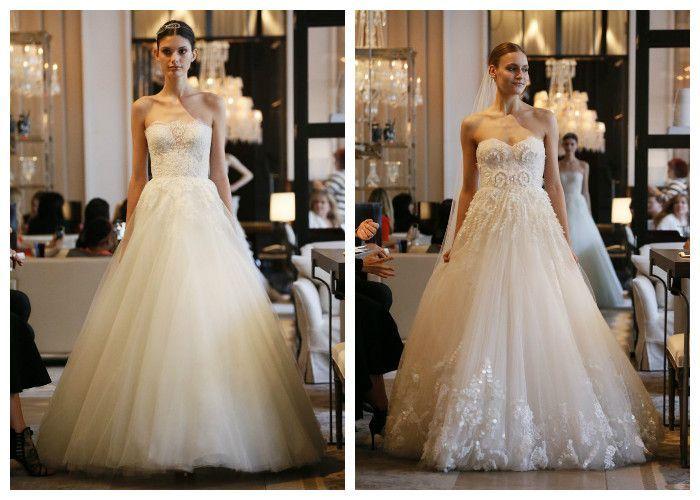 Свадебные платья: фото самых модных | Свадебные платья ...