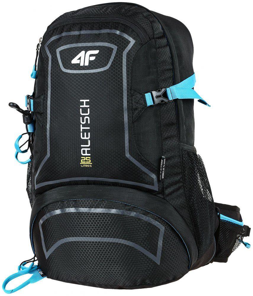 4f Plecak Trekkingowy Aletsch 25l Czarny Pct001 C4l15 North Face Backpack Osprey Backpack Bags