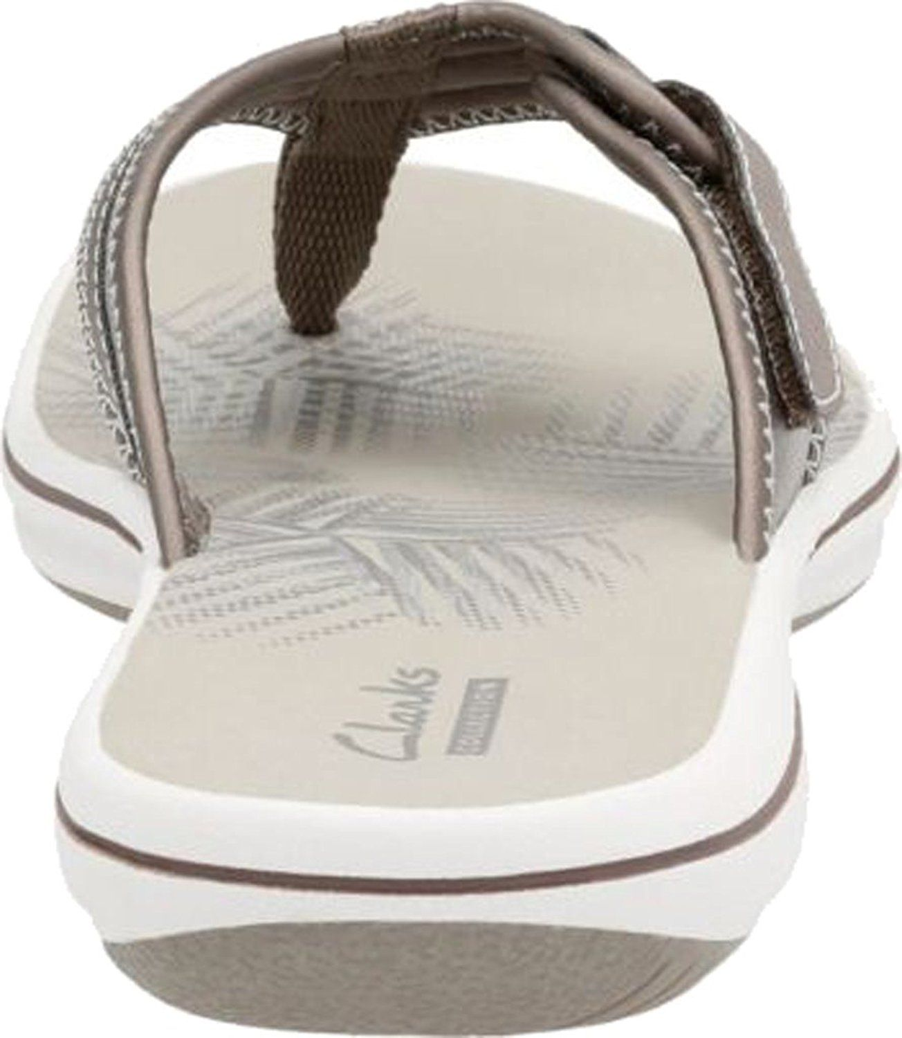 7a9ccb18e2f0bc Clarks Women s Breeze Mila Thong Sandal   Read more at the image link.  (This is an affiliate link)  womenshoes