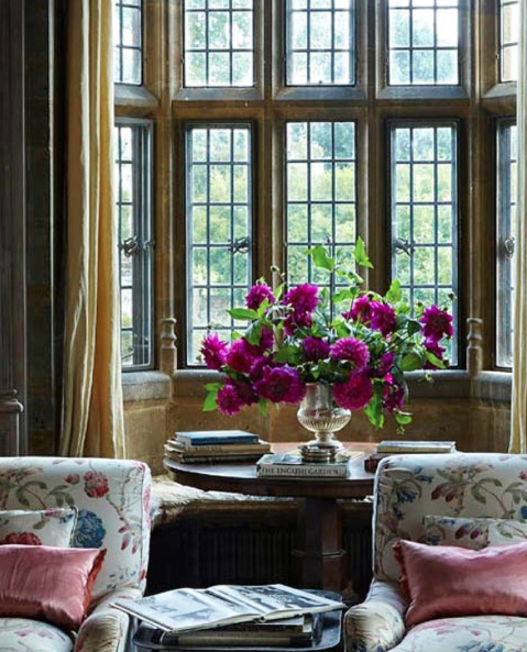 When it comes to home decor, maximalism is not a current trend, it's an old school sensibility that lives on and on.