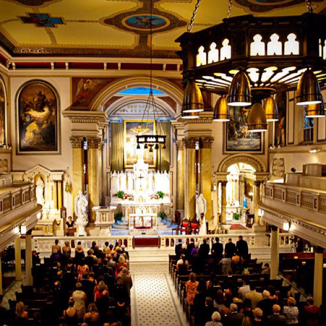 St Augustine Church Old City Philadelphia Where My Great Grandparents Married In 1914 Perfect St Augustine Corporate Photography Philadelphia