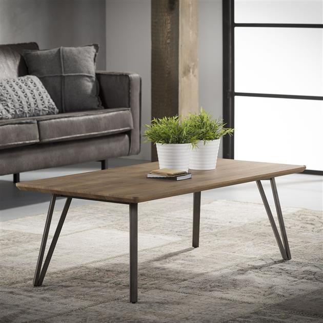 Industrial Coffee Table Webster