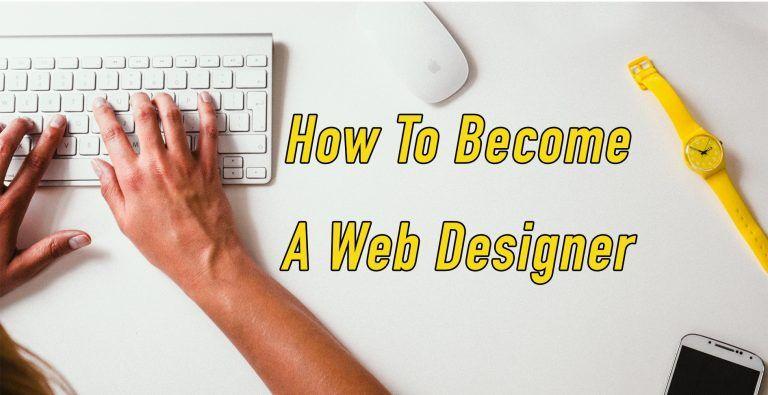How To Become A Web Designer Web Guru Web Development Training Training Classes Web Development