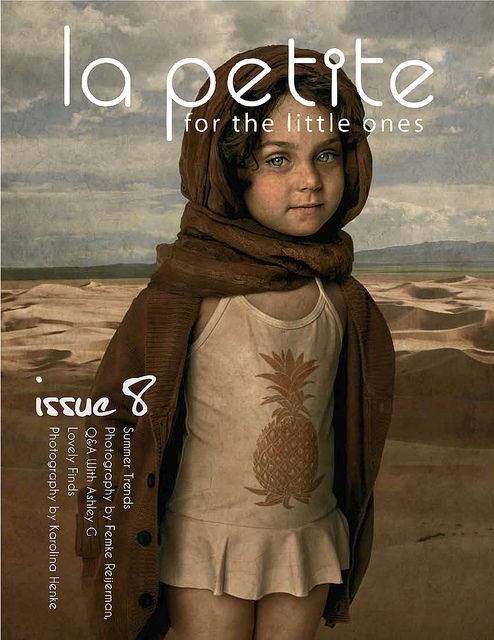 La Petite Issue 8, Out Now! http://lapetitemag.com/current-issue/