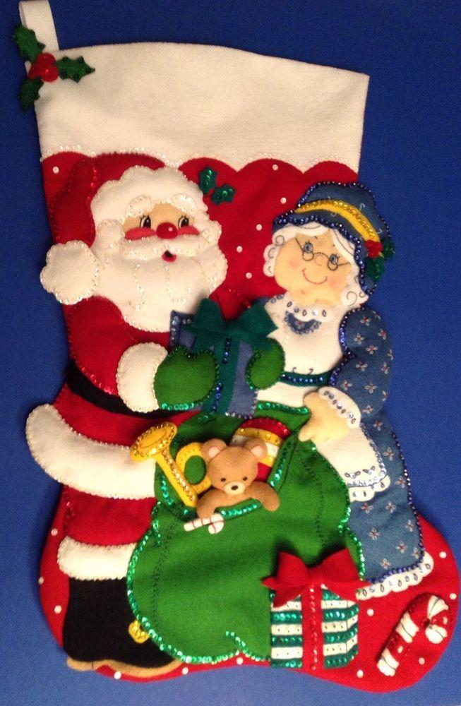Jumbo Christmas Stocking - Christmas Cards