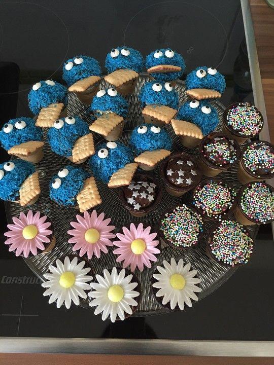Kleine Kuchen Im Waffelbecher Rezepte Kuchen Kleiner Kuchen Und