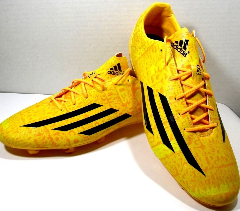 Adidas mens f30 messi soccer cleats shoes us size 115