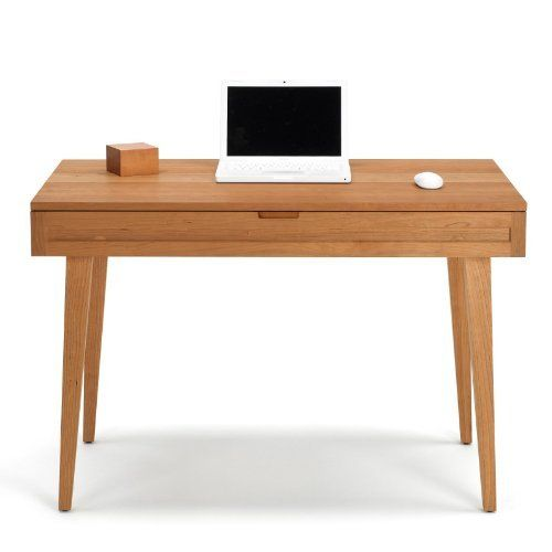 Woodland Writing Desk by The Ergo Office. $999.99. 1 laptop or keyboard drawer for storage. Features wire management and metal runners on drawers. Made from solid wood in natural cherry finish. Overall dimensions: 44W x 24D x 30H inches. Timeless designed desk with superior handcrafts. X7504-CH Features: -Desk.-Superior handcrafted.-1 Laptop / Keyboard drawer.-Wire management.-Metal runners on drawer.-Attention to detail.-Timeless design.-100pct Made in USA. Color/...