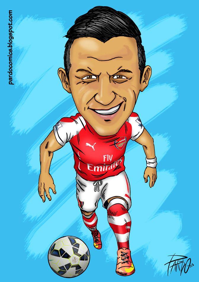 Alexis Sánchez (Arsenal)