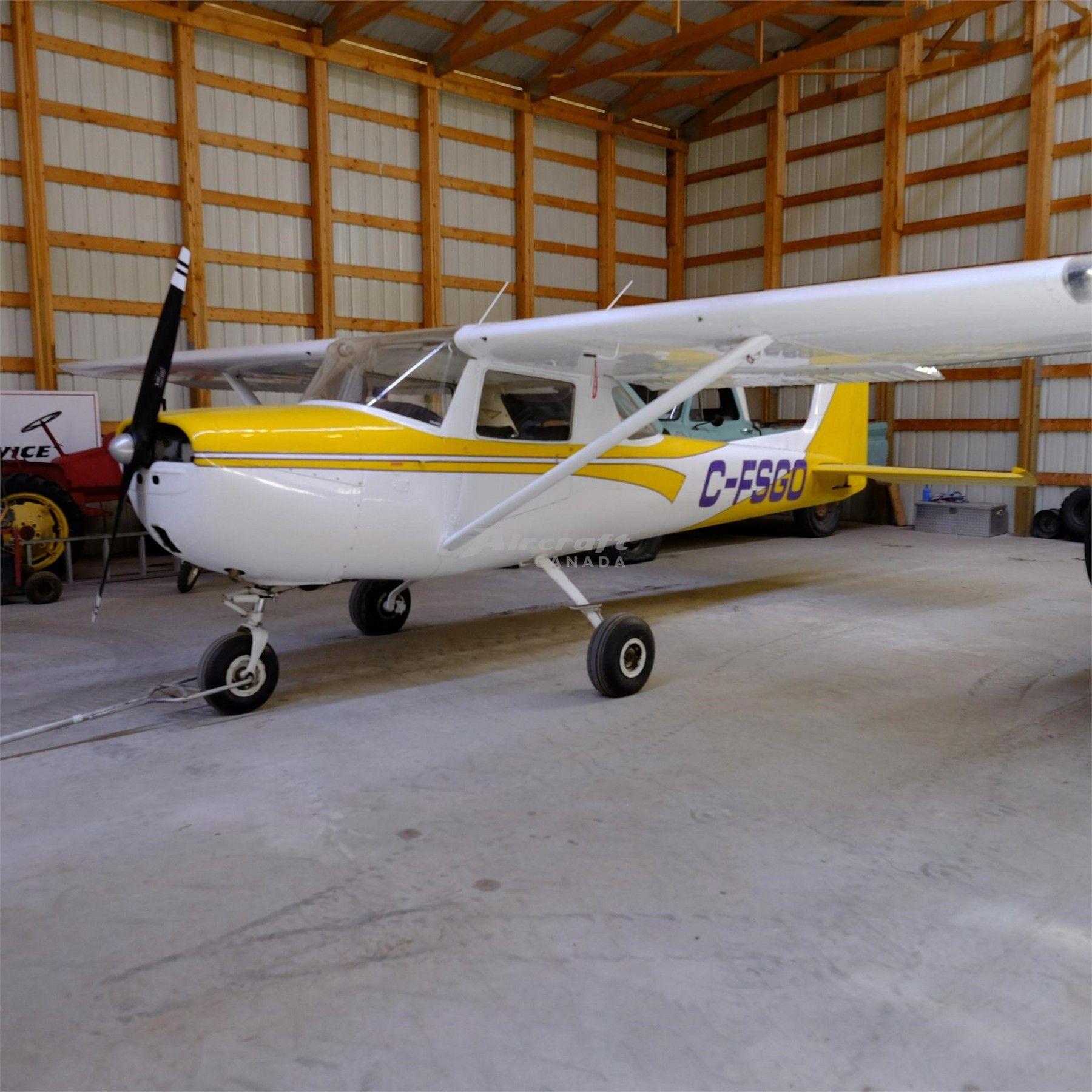 1965 Cessna 150 for sale in Arrowwood, AB Canada => www