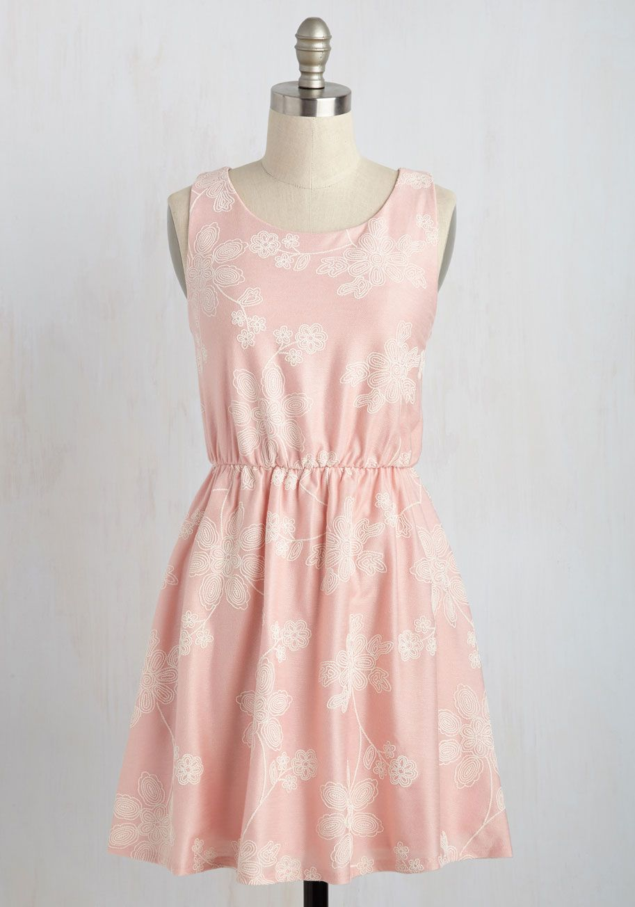 One of Life\'s Great Histories Tights   ModCloth, Pink dresses and ...